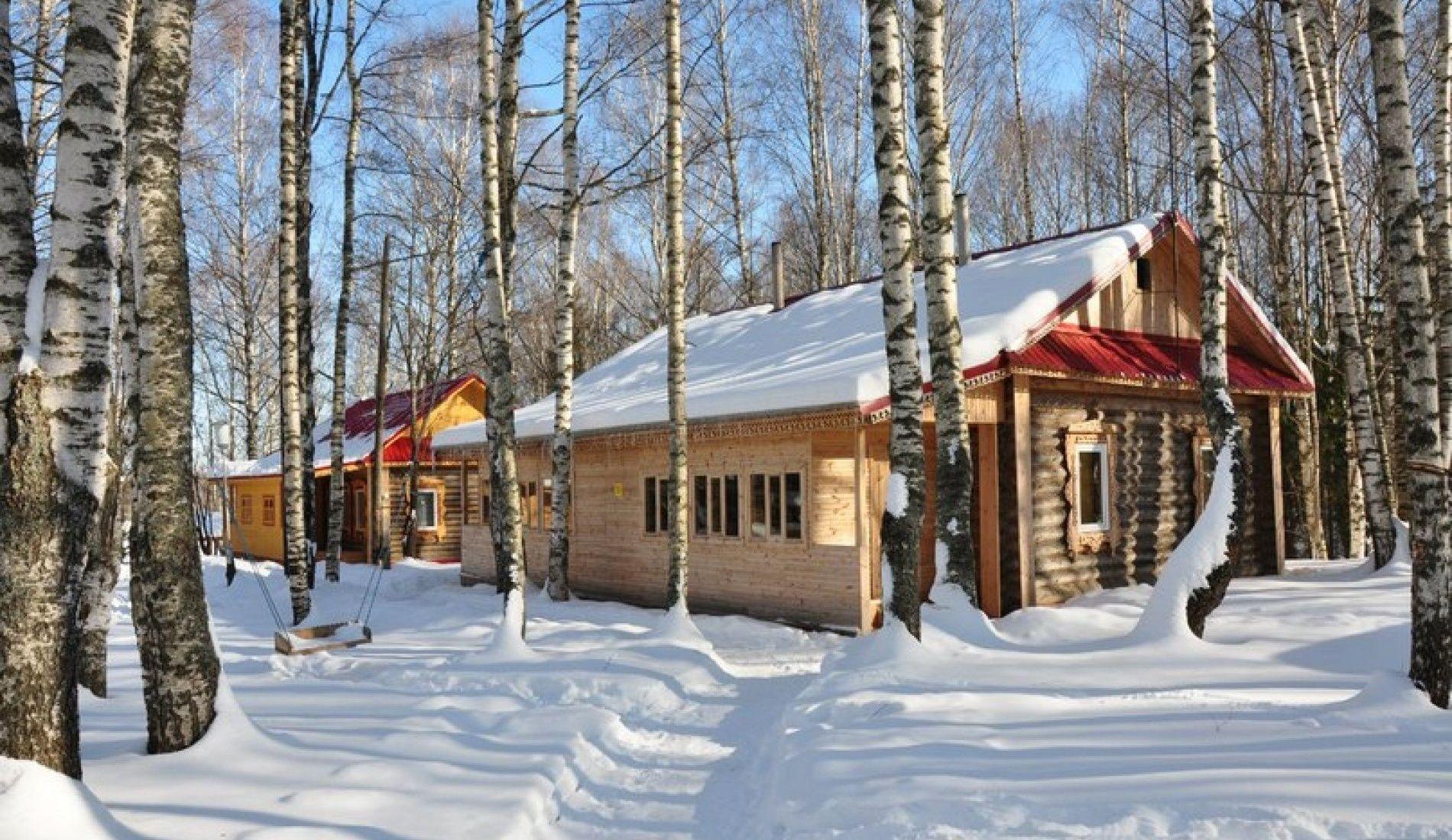 Центр отдыха «Подсолнухи» Нижегородская область, фото 1