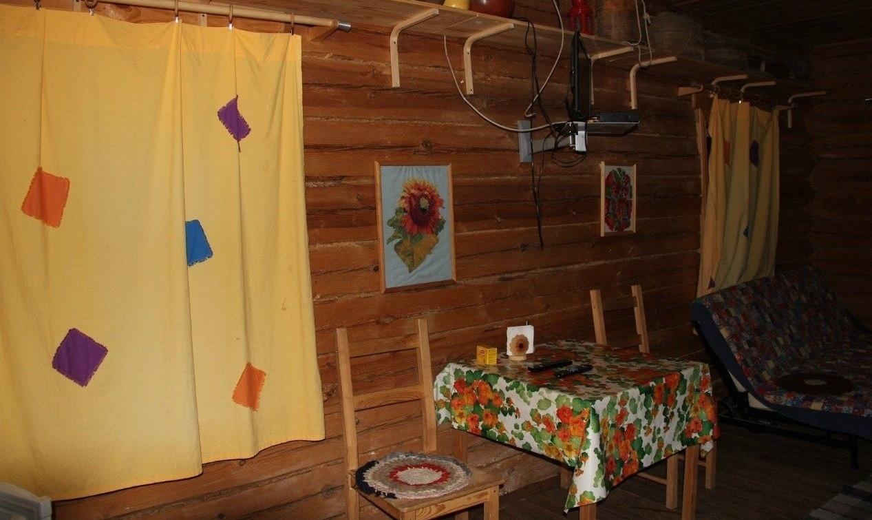 Центр отдыха «Подсолнухи» Нижегородская область Домик улучшенной комфортности № 16а, 16б, фото 4