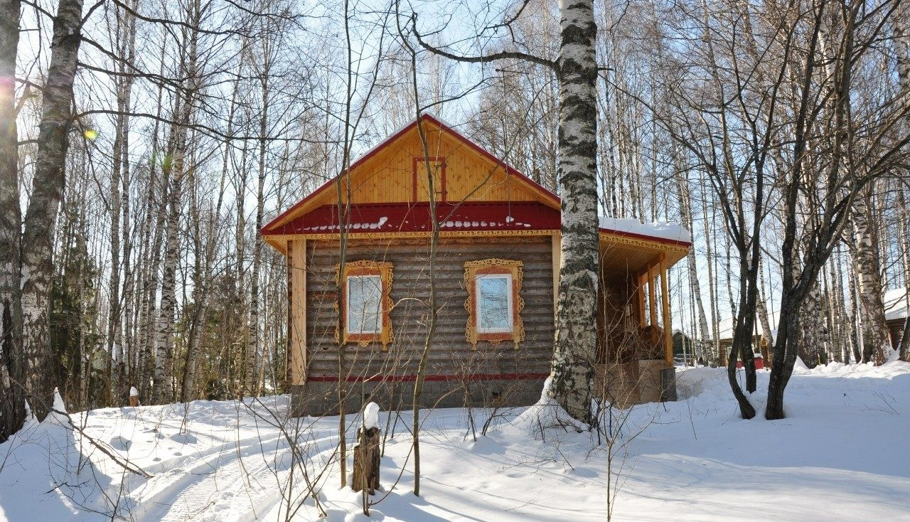 Центр отдыха «Подсолнухи» Нижегородская область, фото 13