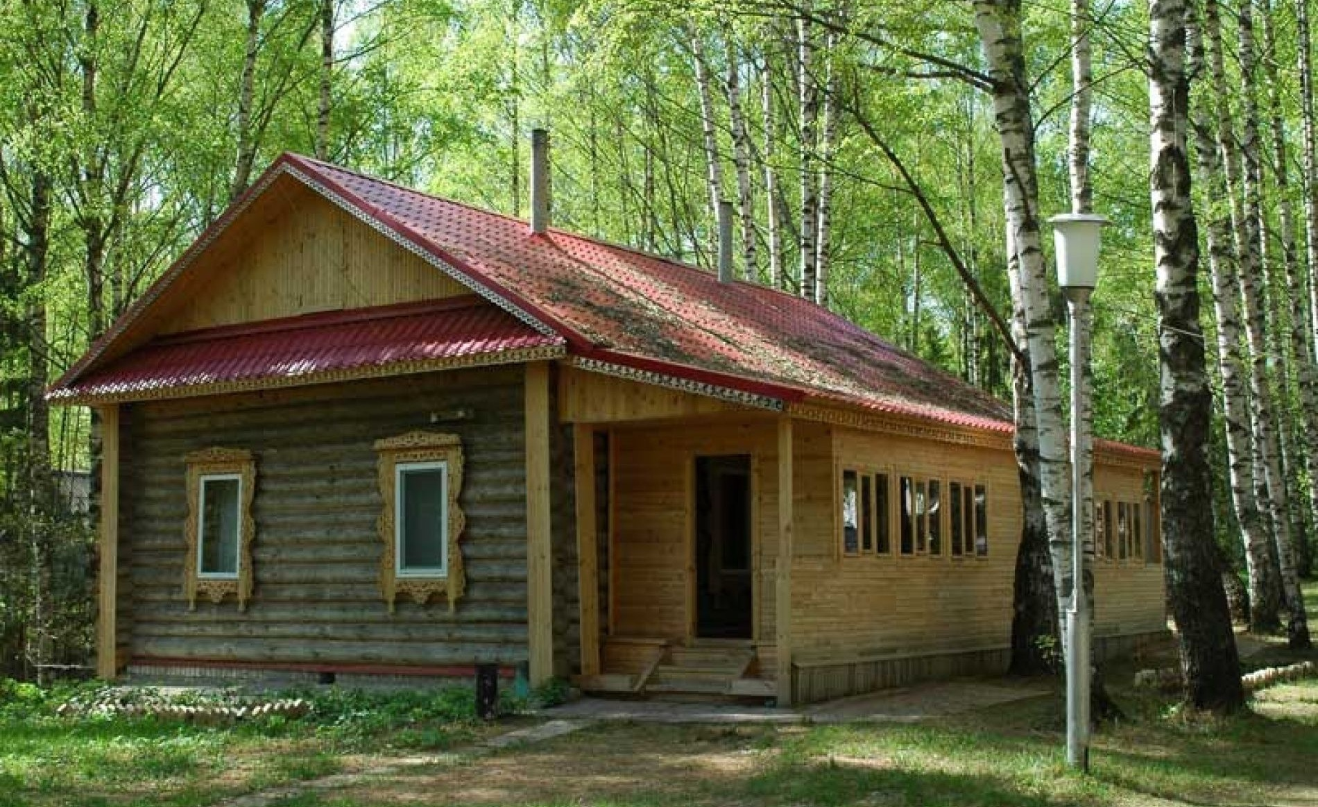 Центр отдыха «Подсолнухи» Нижегородская область, фото 4