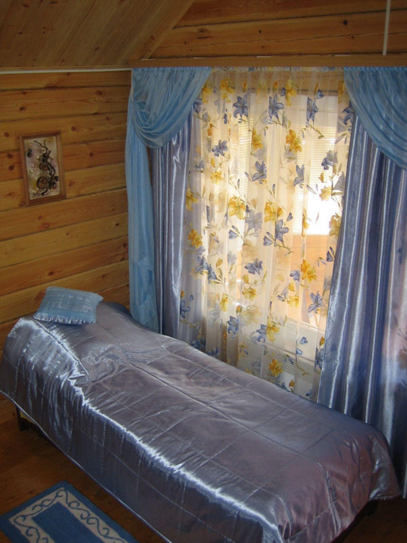 Туристический комплекс «Заимка Камза» Республика Алтай 1-местный номер, фото 1