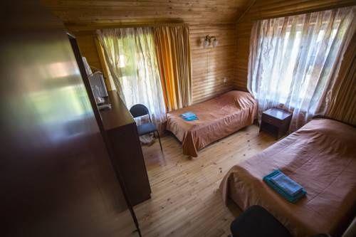 Туристический комплекс «Заимка Камза» Республика Алтай 2-местный номер «Люкс», фото 1