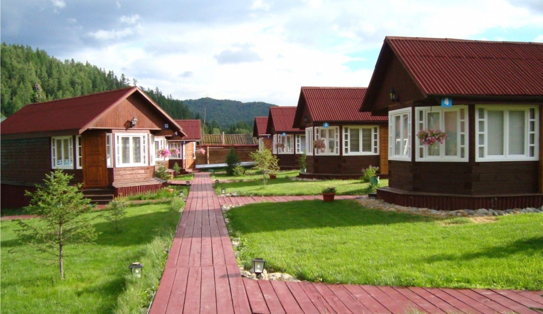 Туристический комплекс «Заимка Камза» Республика Алтай, фото 1