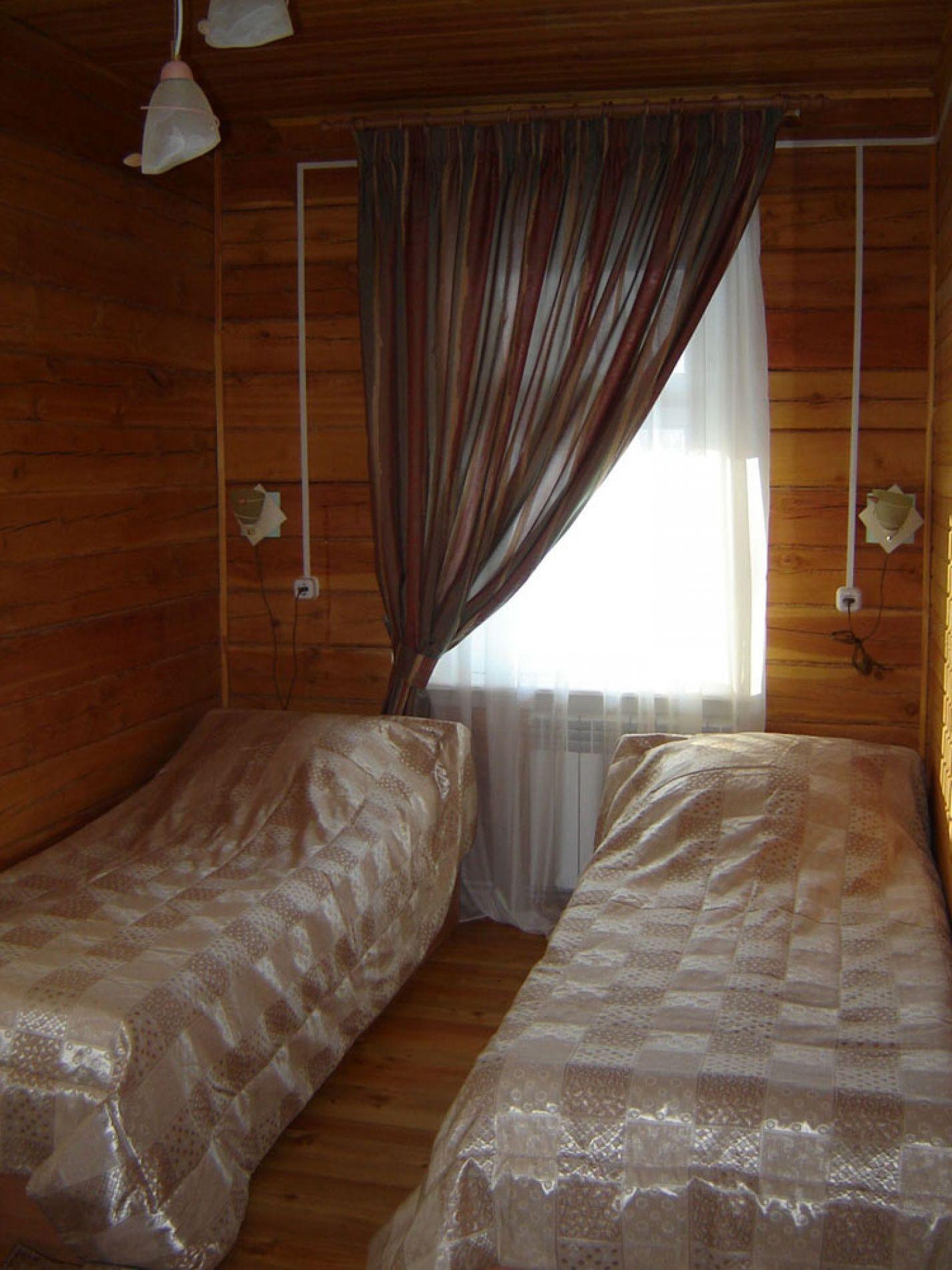 Туристический комплекс «Заимка Камза» Республика Алтай 2-местный номер, фото 1