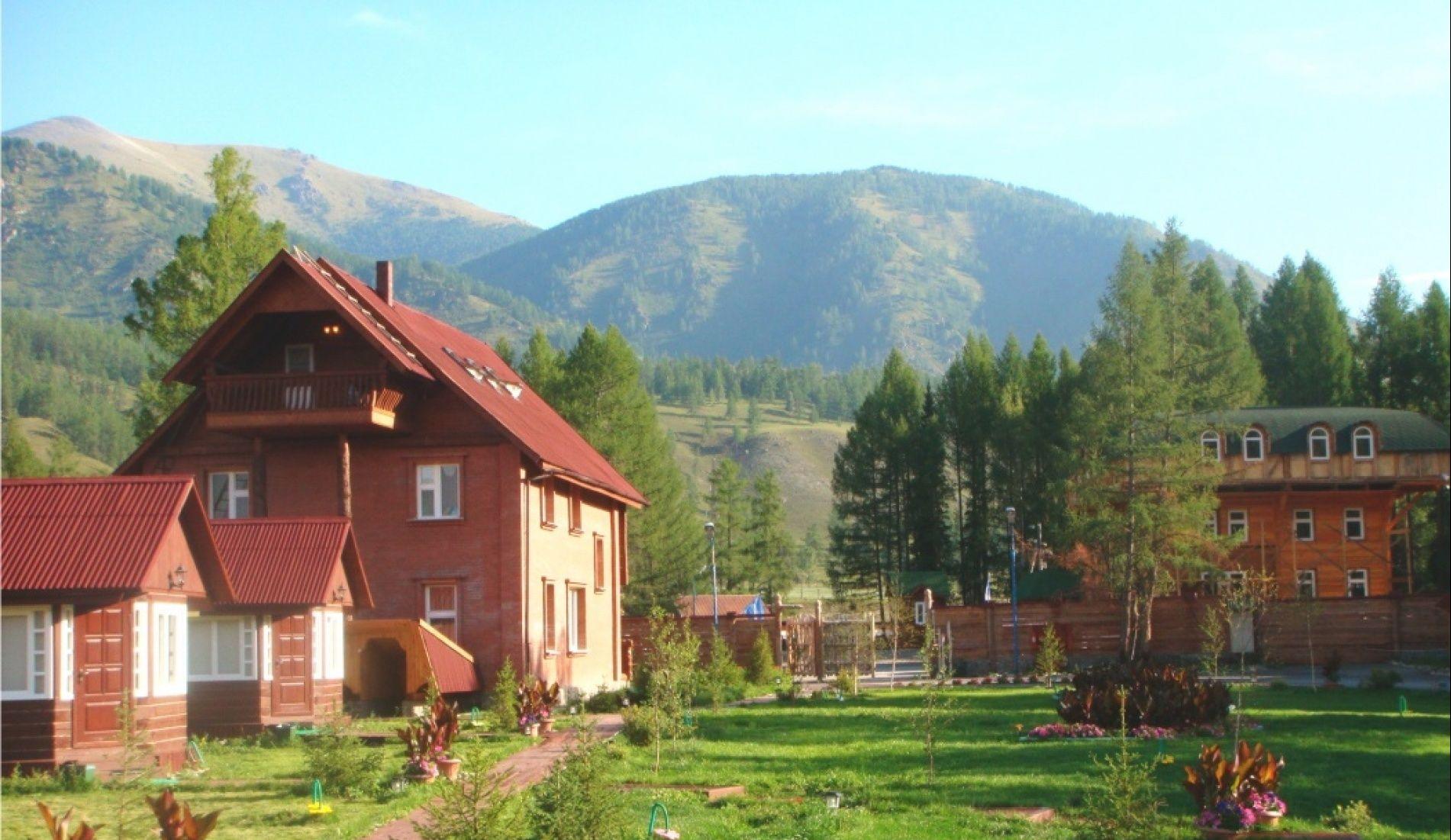 Туристический комплекс «Заимка Камза» Республика Алтай, фото 2