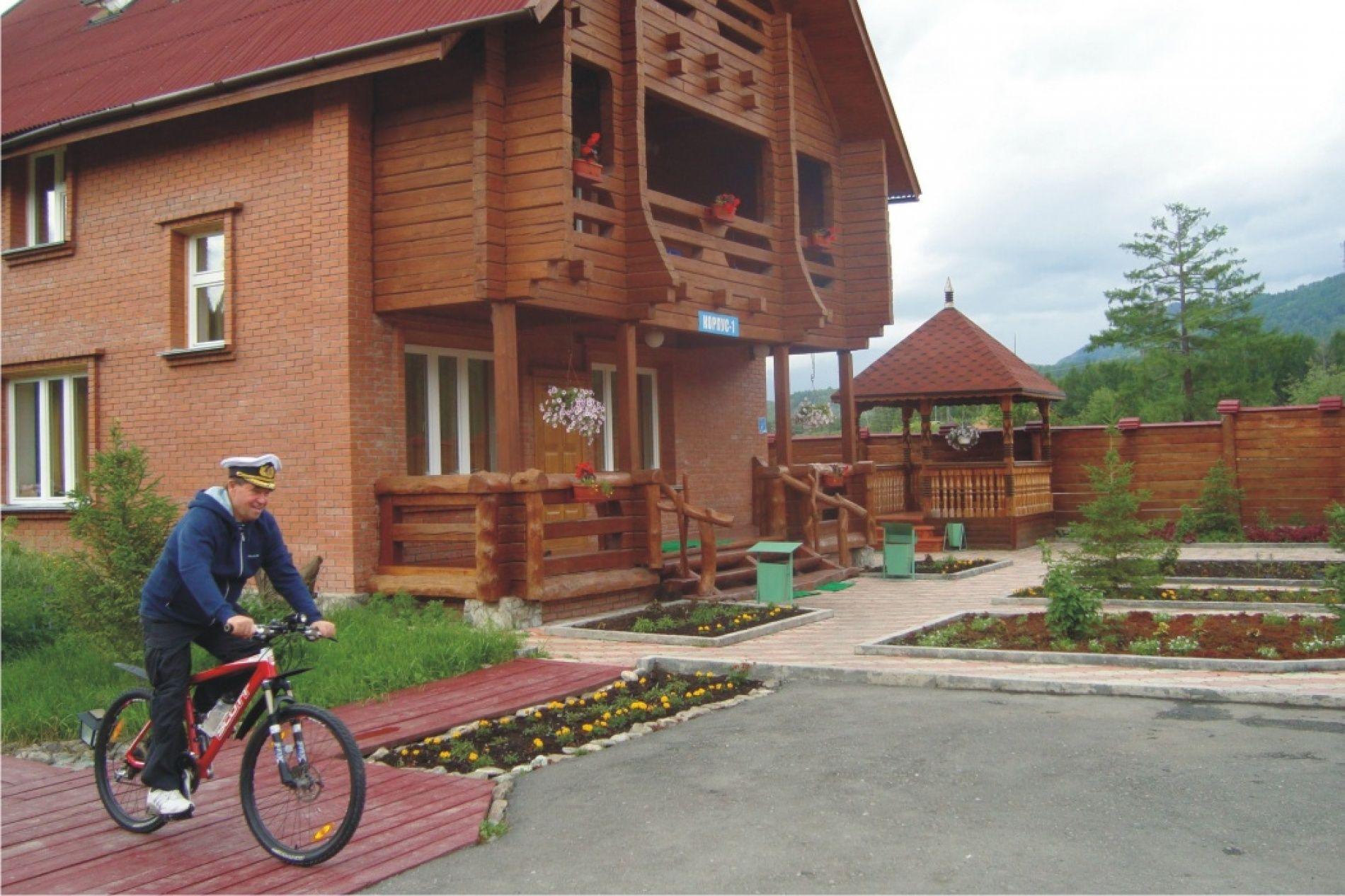 Туристический комплекс «Заимка Камза» Республика Алтай, фото 4