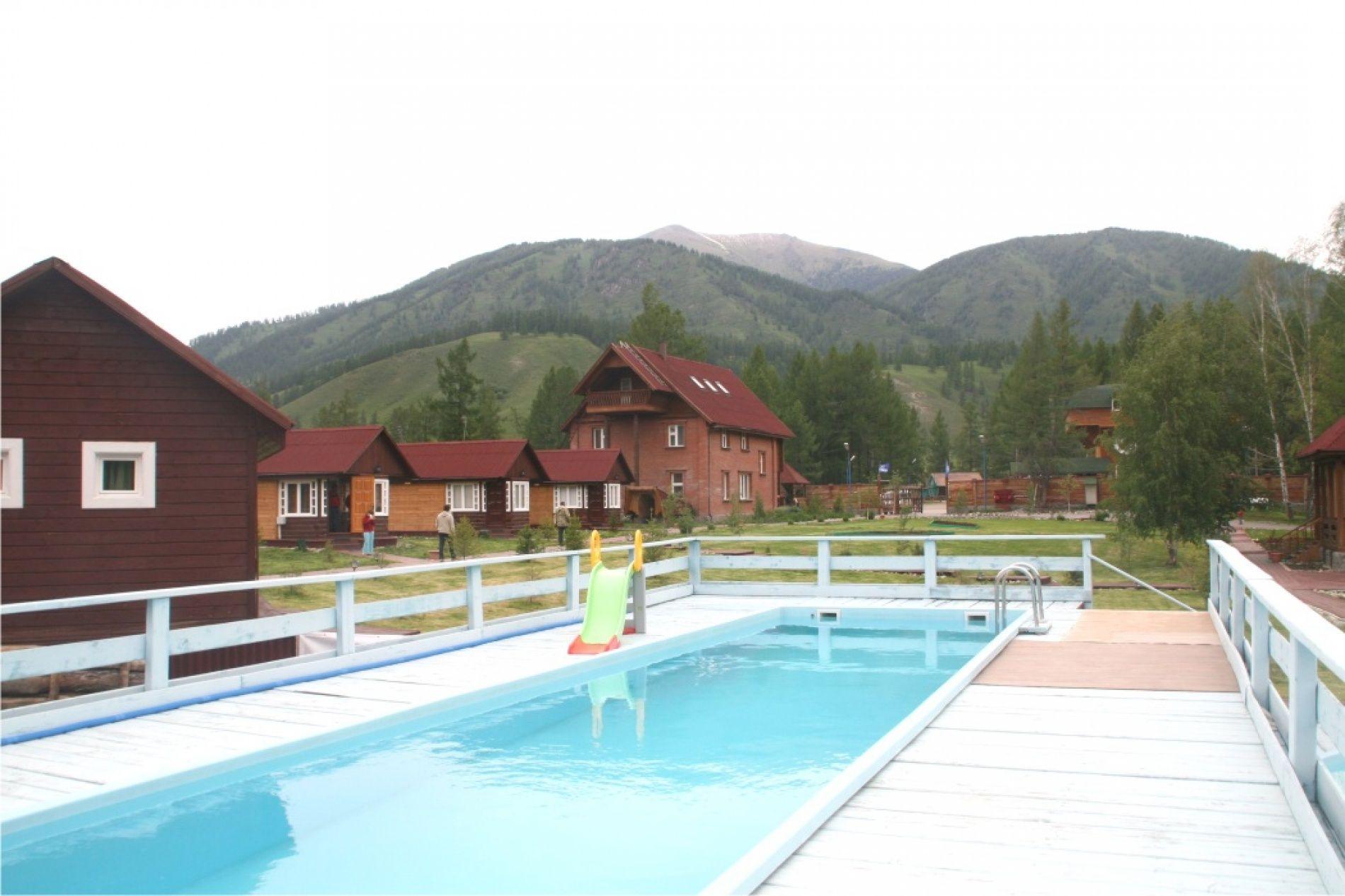 Туристический комплекс «Заимка Камза» Республика Алтай, фото 9