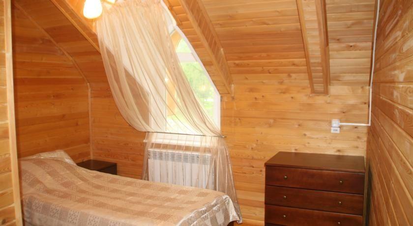 Туристический комплекс «Заимка Камза» Республика Алтай 2-местный коттедж категории «Люкс», фото 1