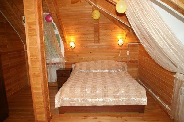 Туристический комплекс «Заимка Камза» Республика Алтай 2-комнатный 3-местный номер, фото 2