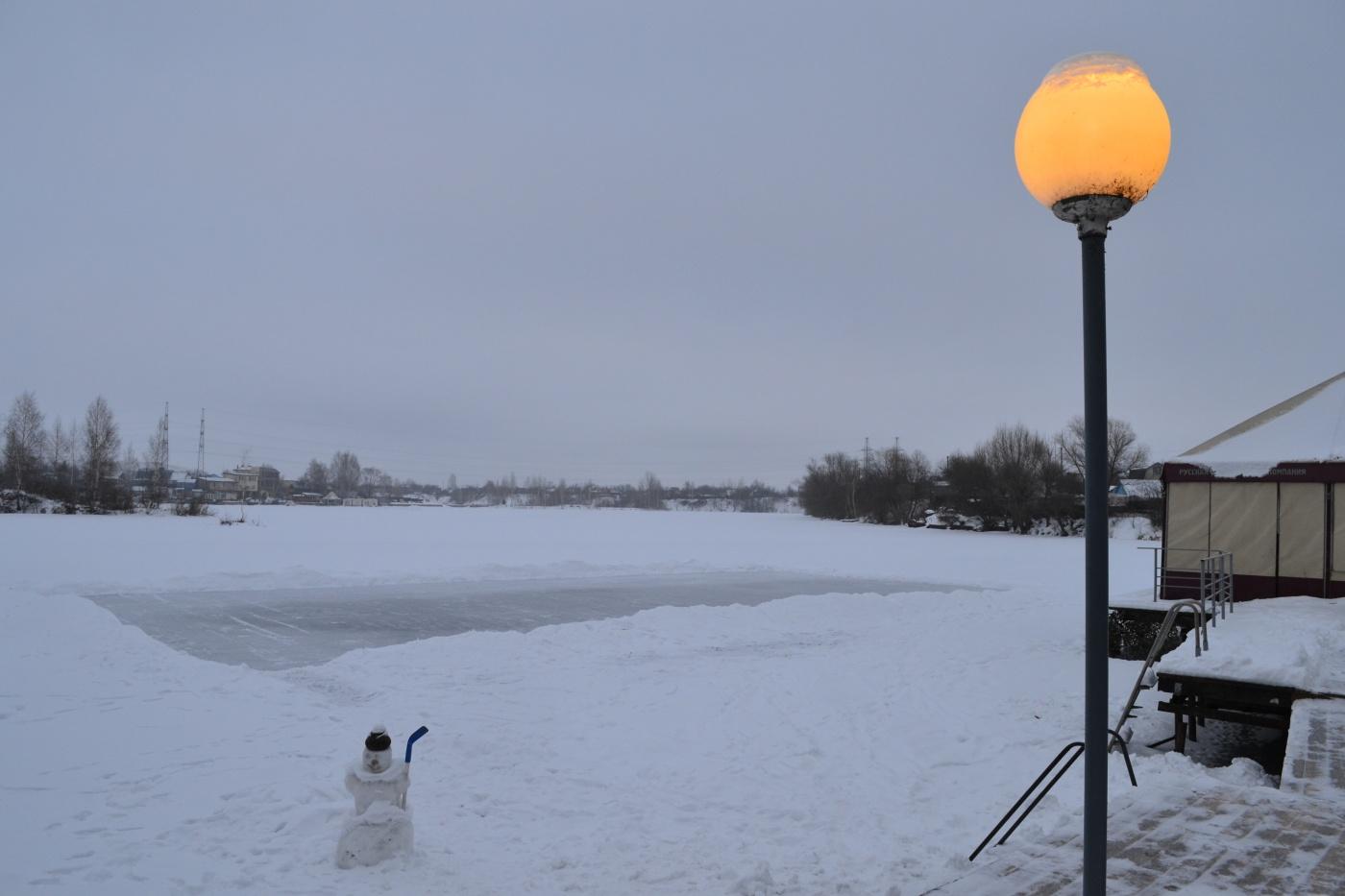 База отдыха «Зеленое Озеро» Рязанская область, фото 26