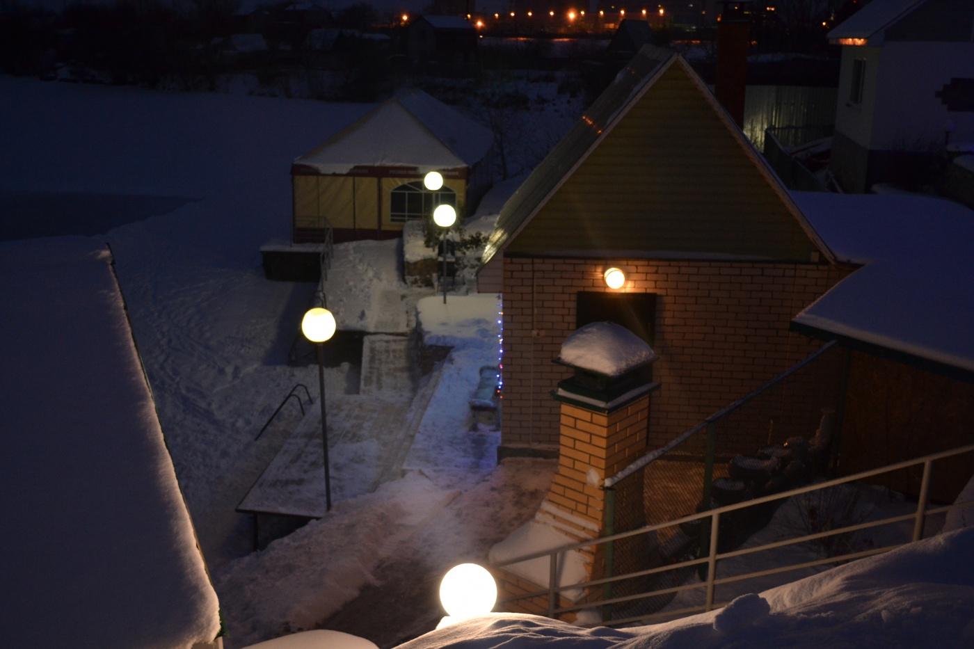 База отдыха «Зеленое Озеро» Рязанская область, фото 17