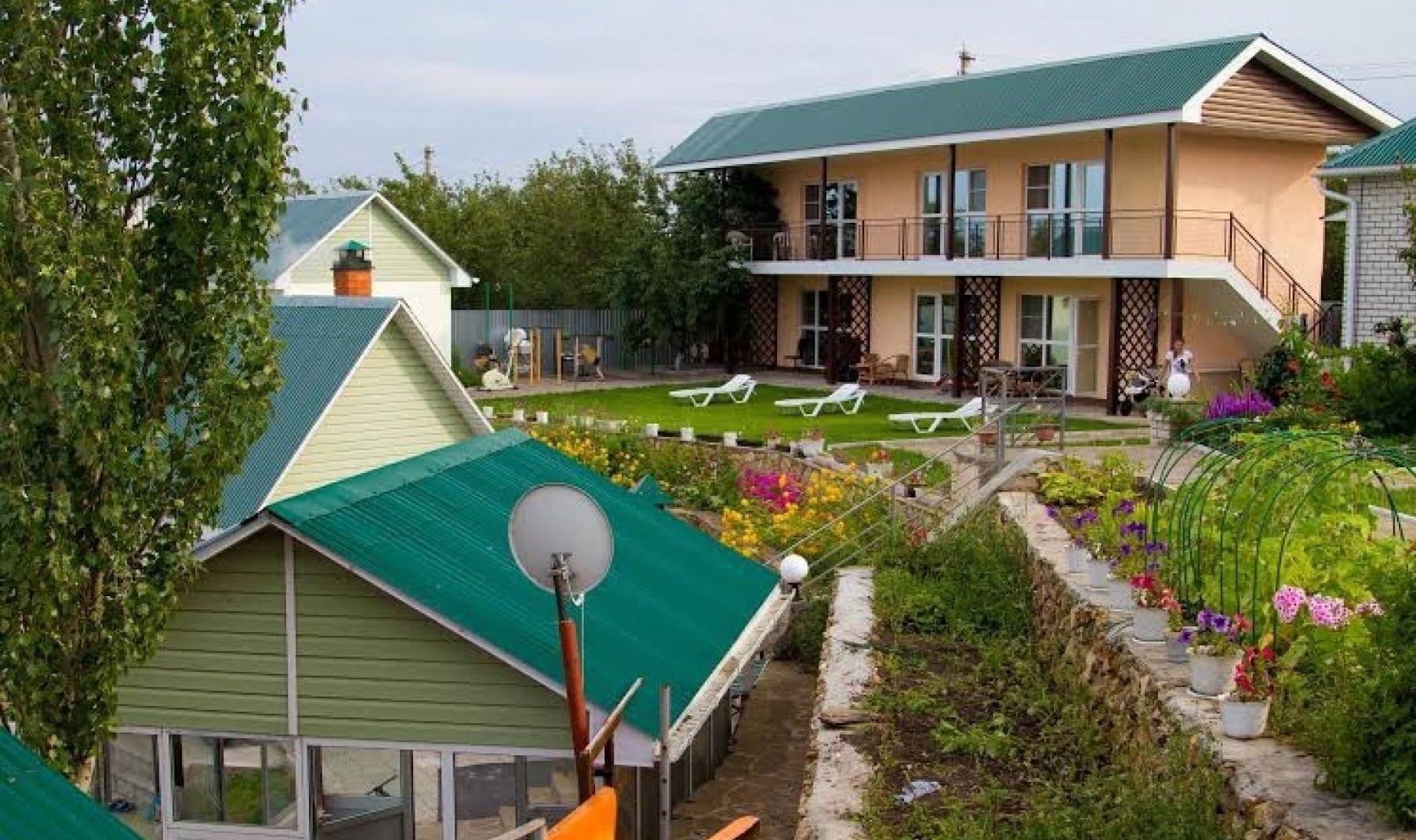 """База отдыха """"Зеленое Озеро"""" Рязанская область, фото 2"""