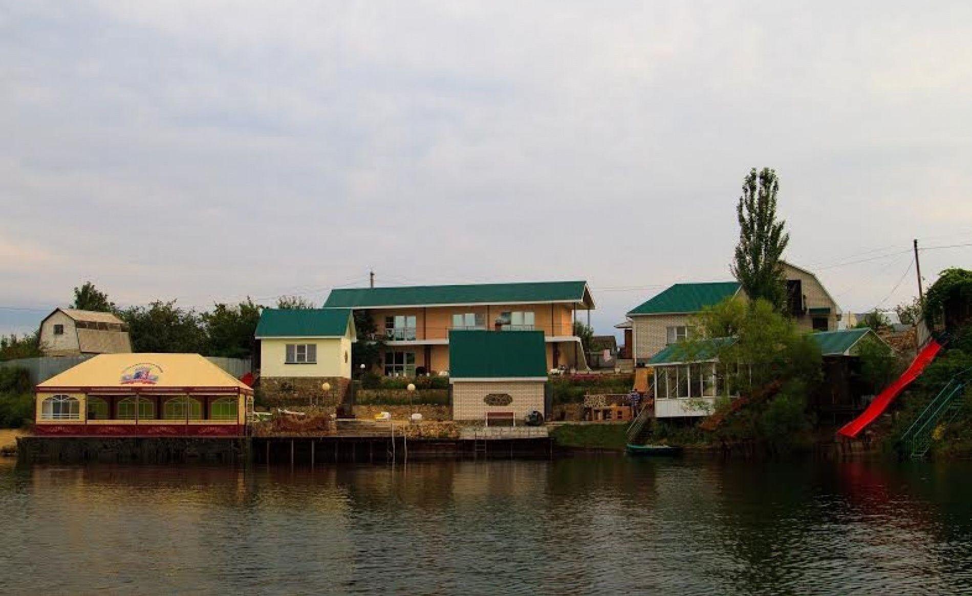 """База отдыха """"Зеленое Озеро"""" Рязанская область, фото 1"""