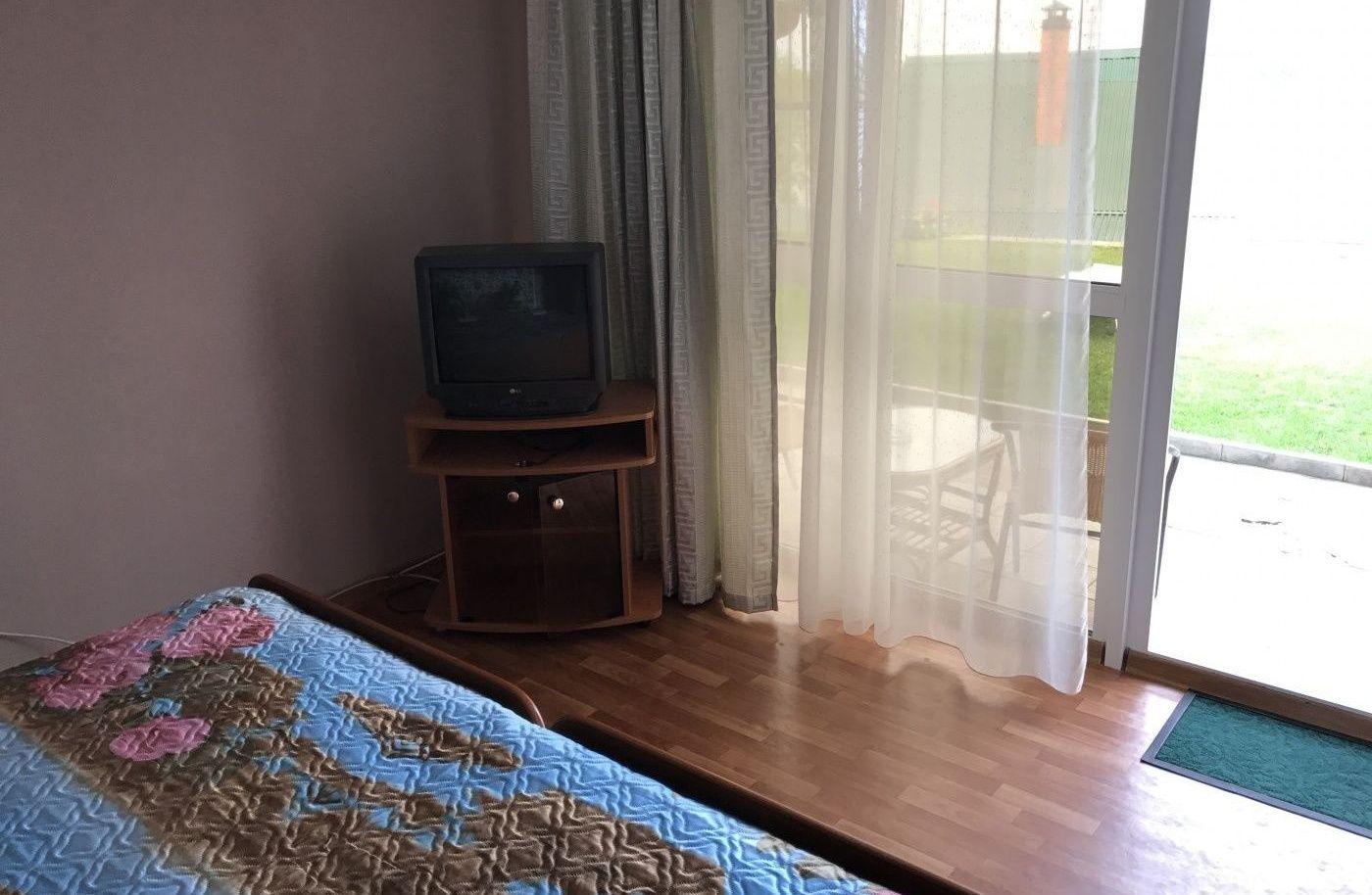 База отдыха «Зеленое Озеро» Рязанская область 2-местный номер, фото 4