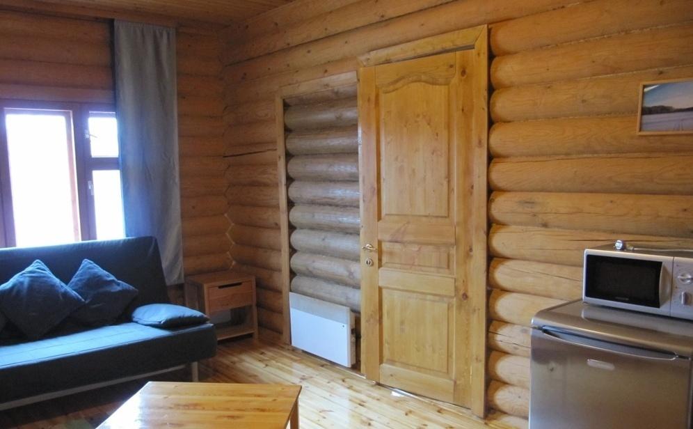 База отдыха «Лесное озеро» Республика Карелия Коттедж №3, фото 4