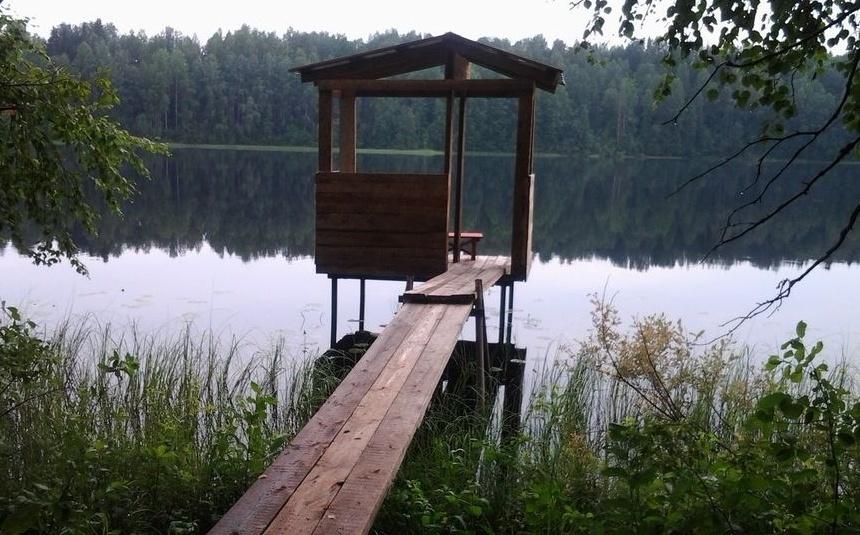 База отдыха «Лесное озеро» Республика Карелия, фото 13