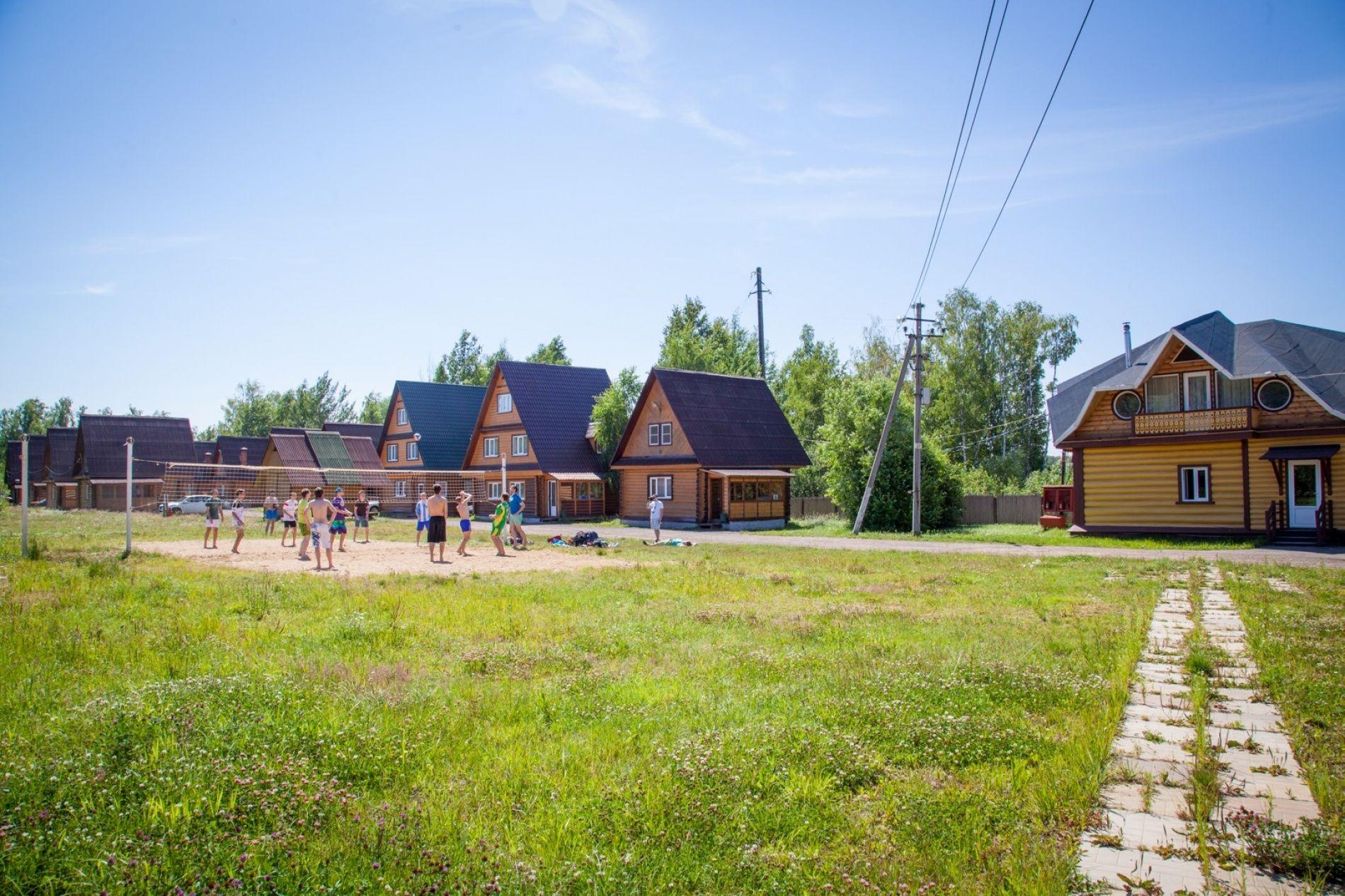 База отдыха «Троицкое» Московская область, фото 4