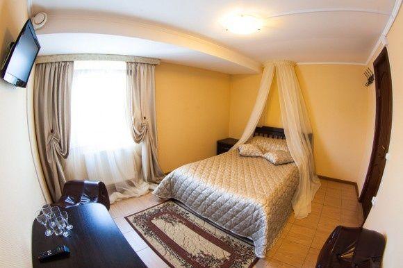 База отдыха «Троицкое» Московская область Эконом номер гостинице Багратион, фото 2
