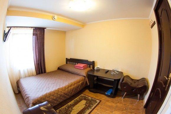 База отдыха «Троицкое» Московская область Эконом номер в гостинице Причал, фото 2