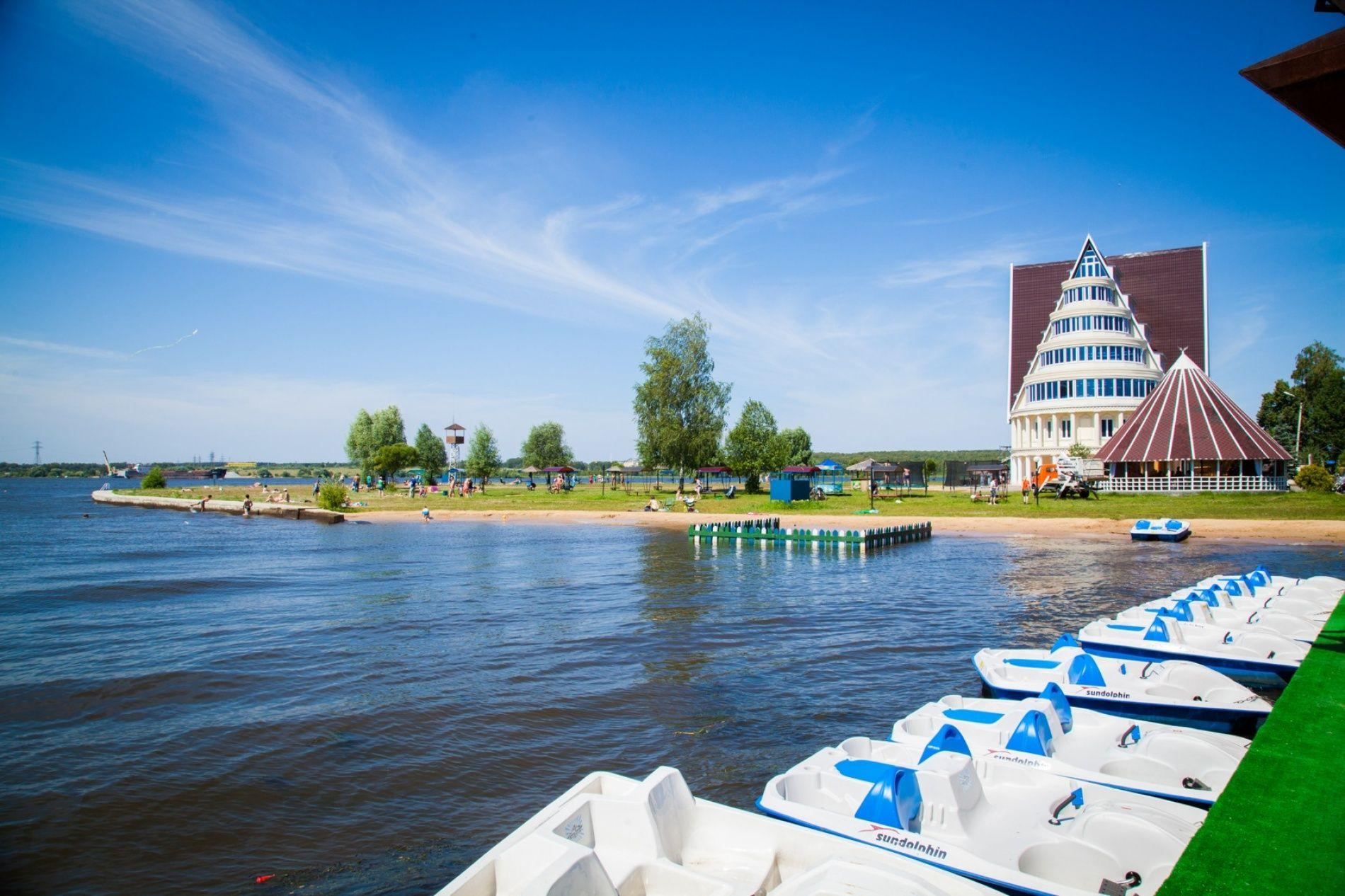 База отдыха «Троицкое» Московская область, фото 9