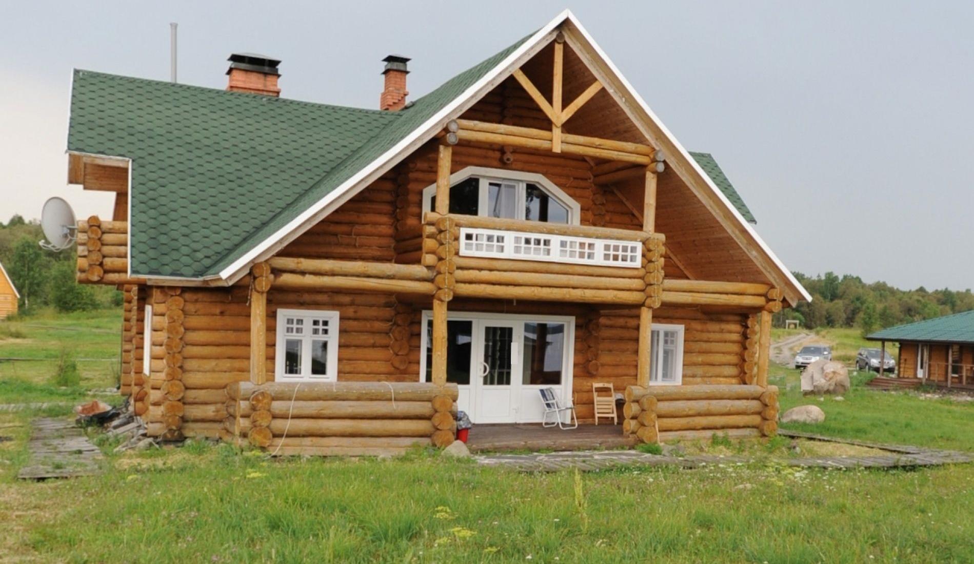 База отдыха «Заонего» Республика Карелия, фото 1