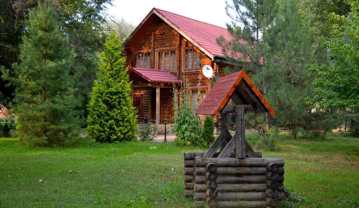 """Парк-отель """"Пересвет"""" Волгоградская область, фото 1"""