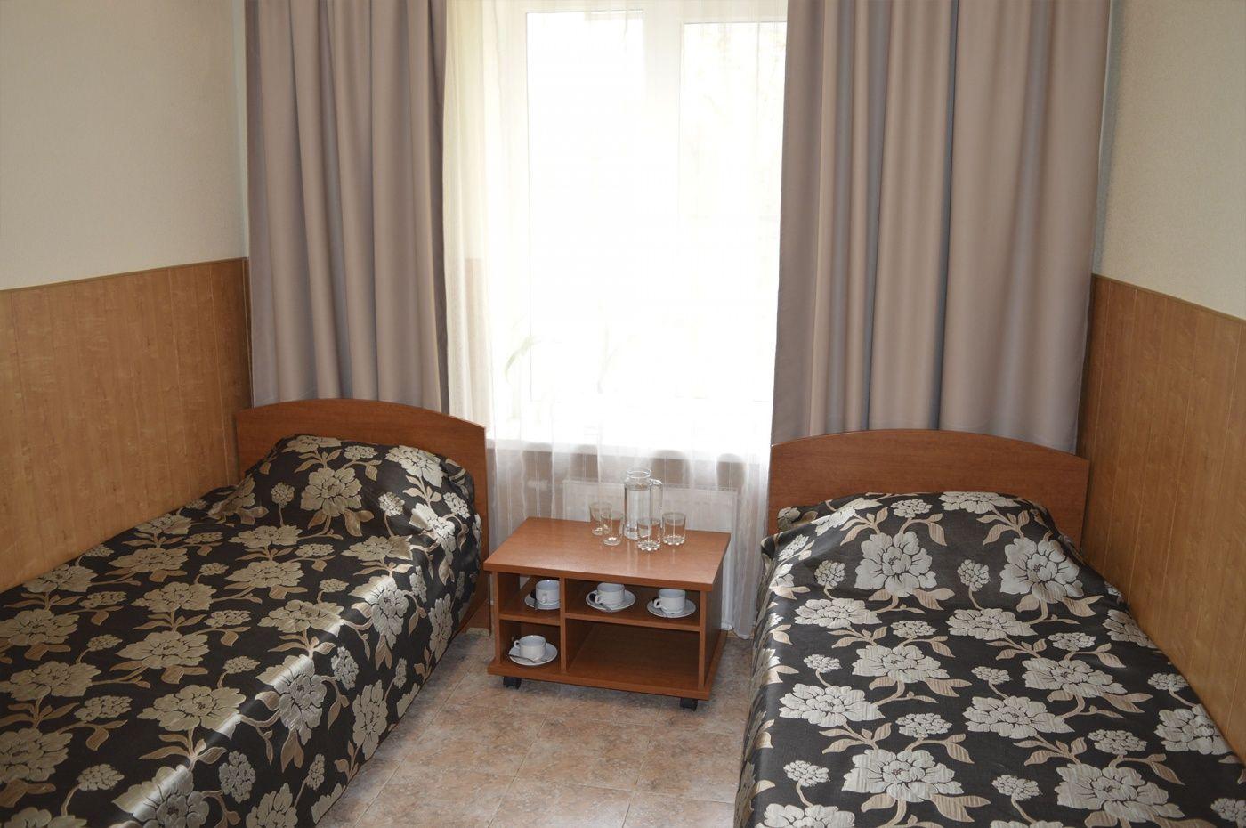 """Парк-отель """"Пересвет"""" Волгоградская область 2-местный номер Double/Twin в гостинице, фото 2"""