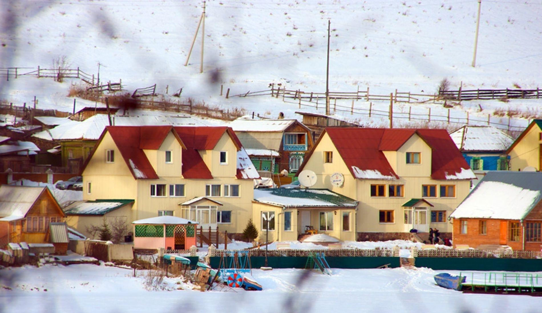 База отдыха «Озеро Парное» Красноярский край, фото 9
