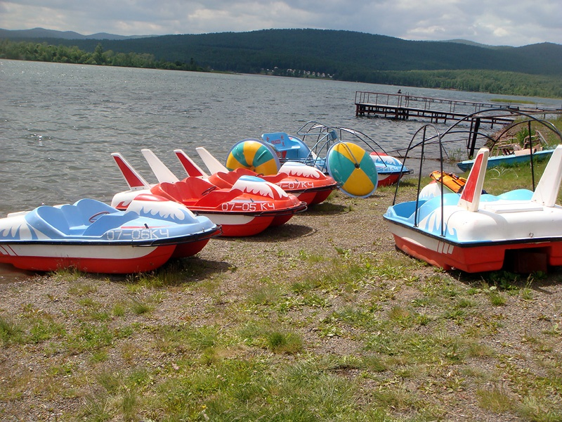 База отдыха «Озеро Парное» Красноярский край, фото 8