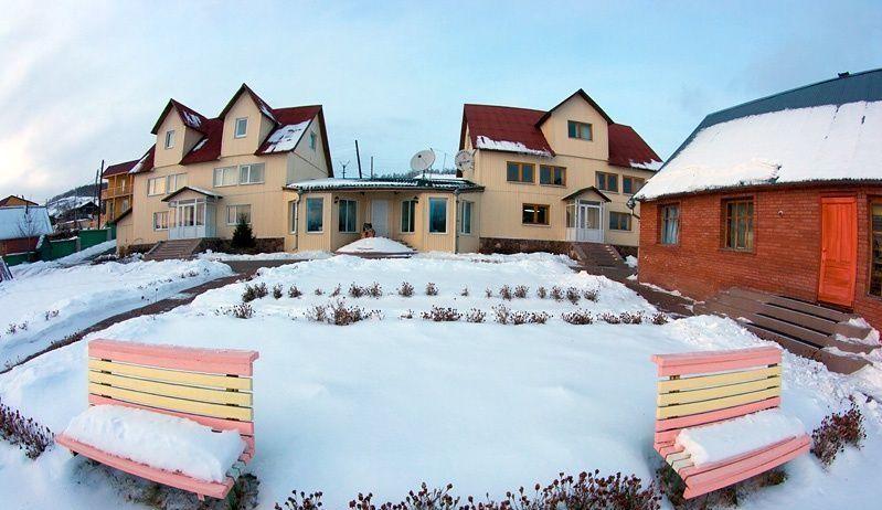 База отдыха «Озеро Парное» Красноярский край, фото 1