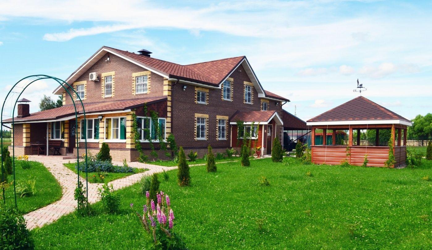 База отдыха «Олений хутор» Ярославская область, фото 1