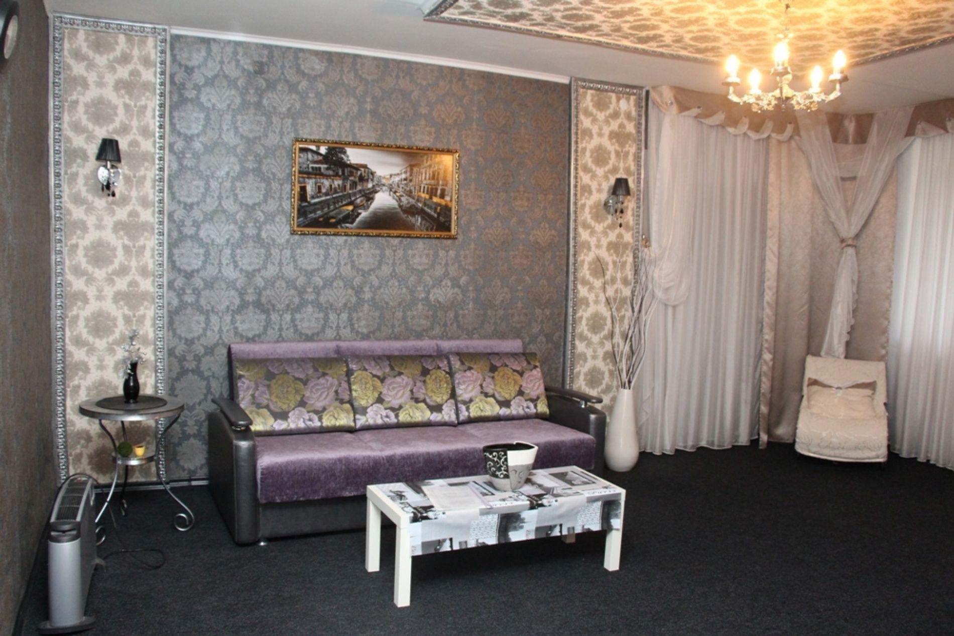 База отдыха «Залив» Нижегородская область Номер «Апартаменты» (46.8 кв.м) , фото 3