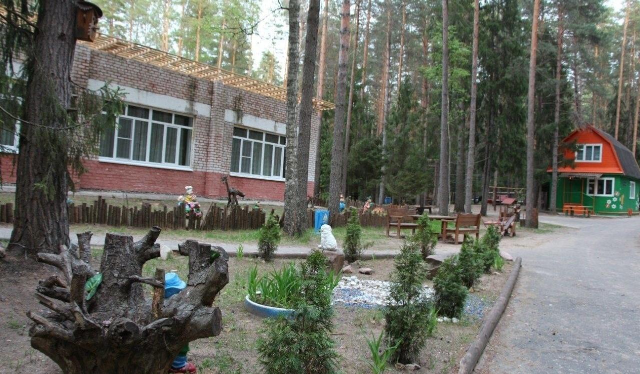 База отдыха «Залив» Нижегородская область, фото 2