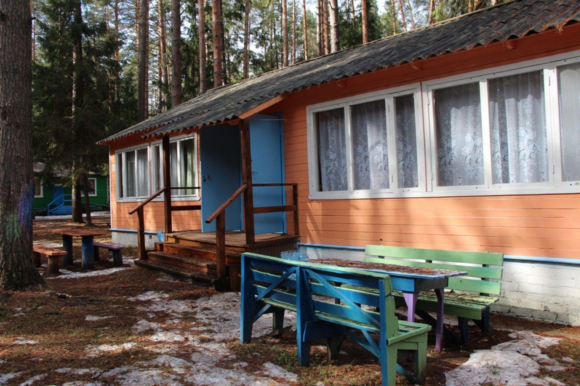 База отдыха «Залив» Нижегородская область Домик I категории, фото 1