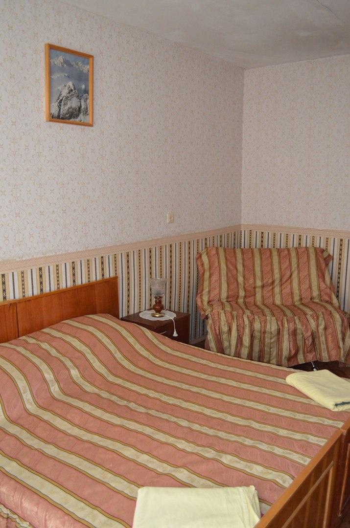 База отдыха «Залив» Нижегородская область Номер «Эконом» III категории, фото 1