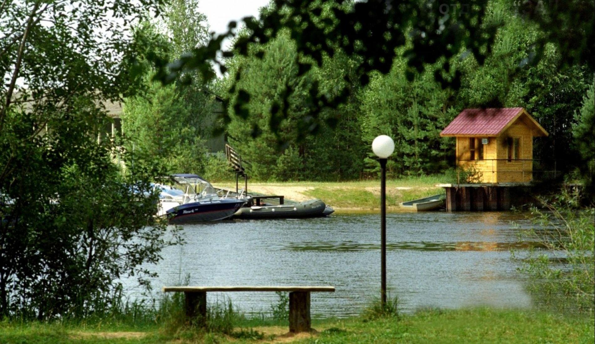 База отдыха «Залив» Нижегородская область, фото 1