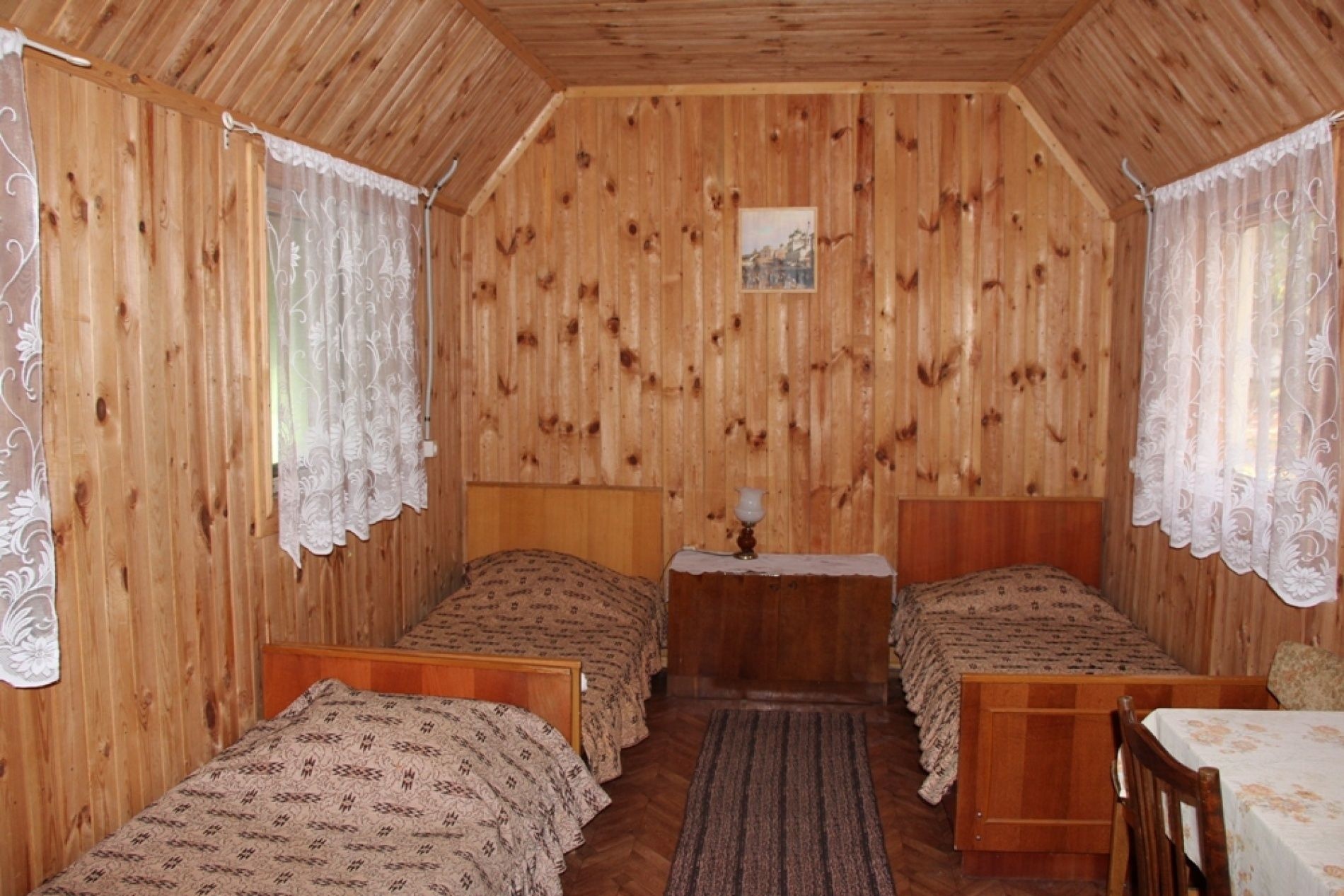 База отдыха «Залив» Нижегородская область Домик I категории, фото 2