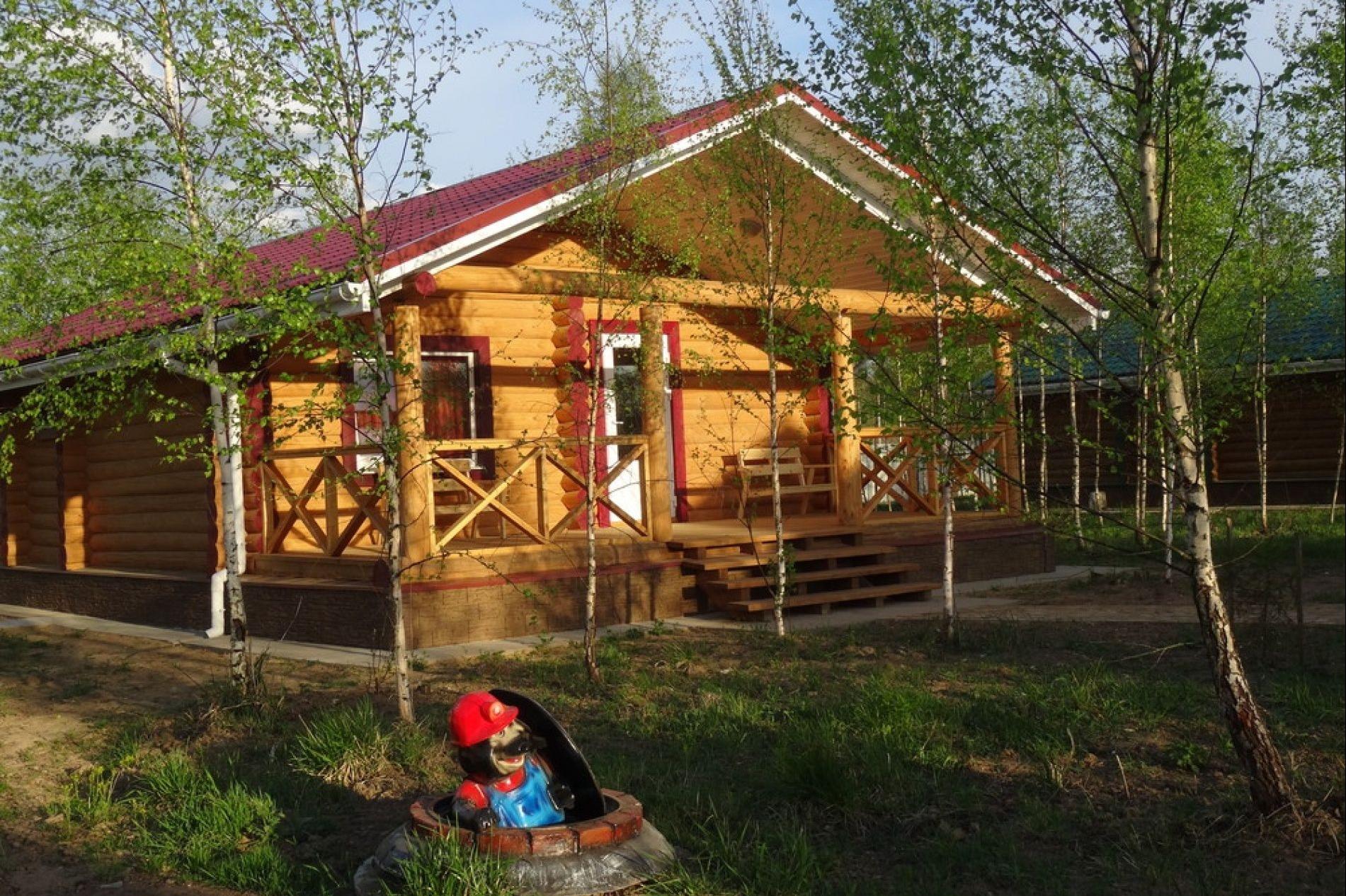 """База отдыха """"Кава"""" Тверская область, фото 8"""