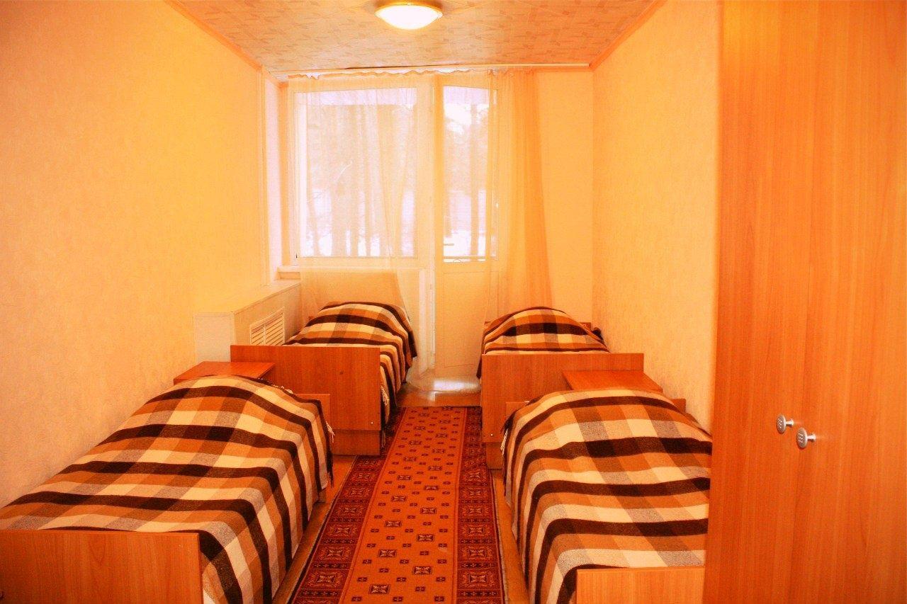 Туристический комплекс «Ургун» Республика Башкортостан Номер «Эконом» 4-местный , фото 1