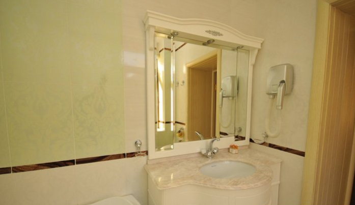 Гостиница Домбай Palace Карачаево-Черкесская Республика 2-х местная студия, фото 6