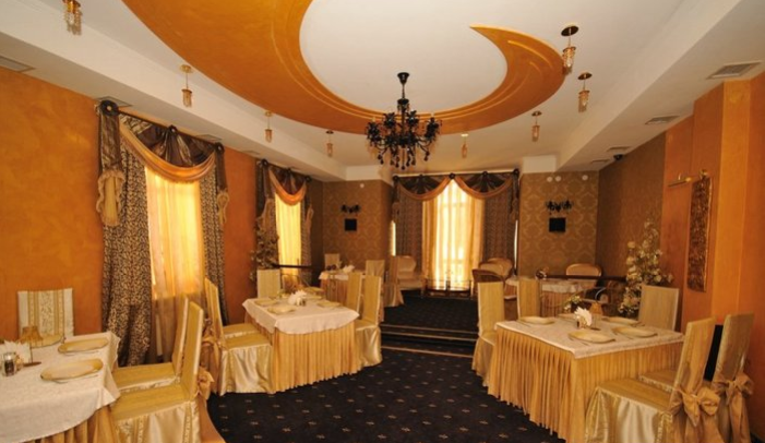 Гостиница Домбай Palace Карачаево-Черкесская Республика, фото 4