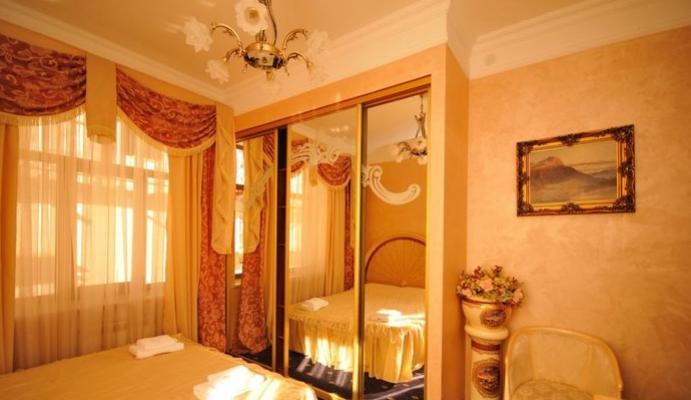 Гостиница Домбай Palace Карачаево-Черкесская Республика 2-х местный Люкс, фото 1