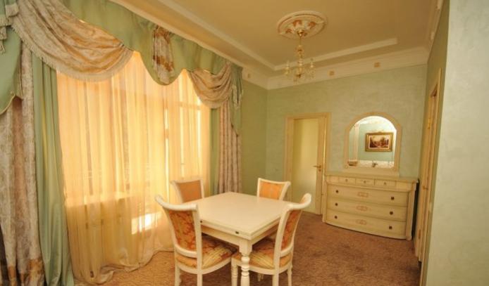Гостиница Домбай Palace Карачаево-Черкесская Республика 2-х местная студия, фото 2