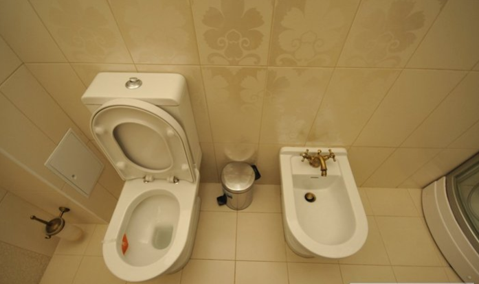 Гостиница Домбай Palace Карачаево-Черкесская Республика 4-х местный 2-х комнатный номер, фото 4