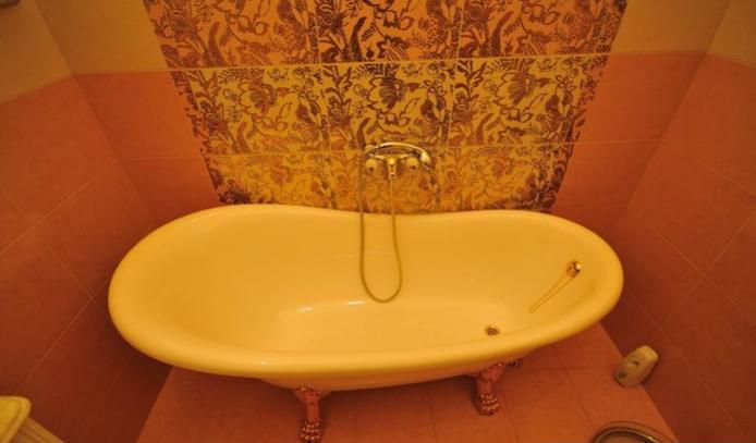 Гостиница Домбай Palace Карачаево-Черкесская Республика 3-х местный 2-х комнатный номер, фото 7
