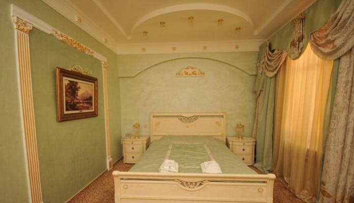 Гостиница Домбай Palace Карачаево-Черкесская Республика 2-х местная студия, фото 1