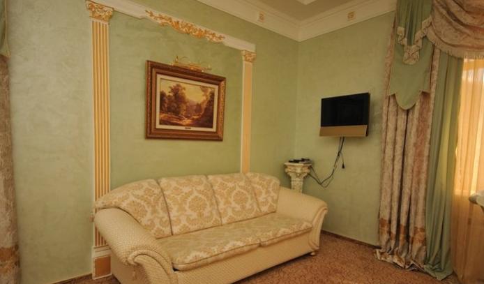 Гостиница Домбай Palace Карачаево-Черкесская Республика 2-х местная студия, фото 3