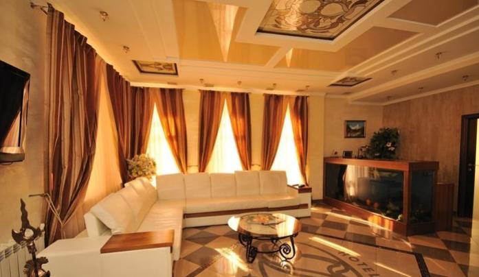 Гостиница Домбай Palace Карачаево-Черкесская Республика, фото 10