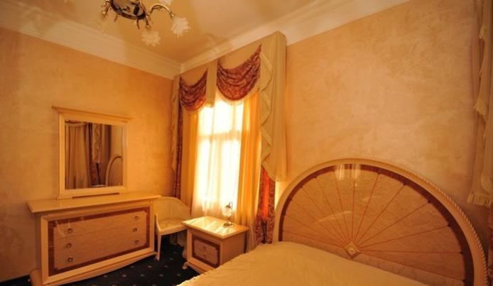Гостиница Домбай Palace Карачаево-Черкесская Республика 2-х местный Люкс, фото 2