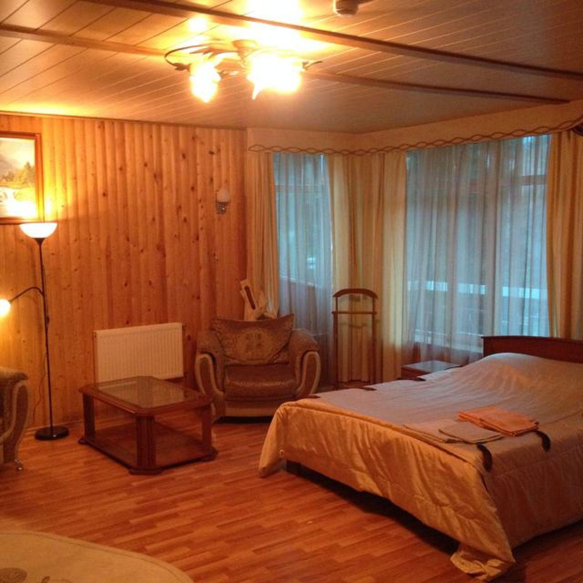 """Гостиница """"Гоначхир"""" Карачаево-Черкесская Республика Люкс 2-х комнатный, фото 3"""